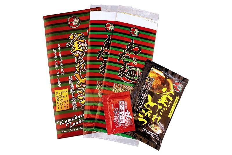 Kamadare Tonkotsu including Original Red Dry Sauce