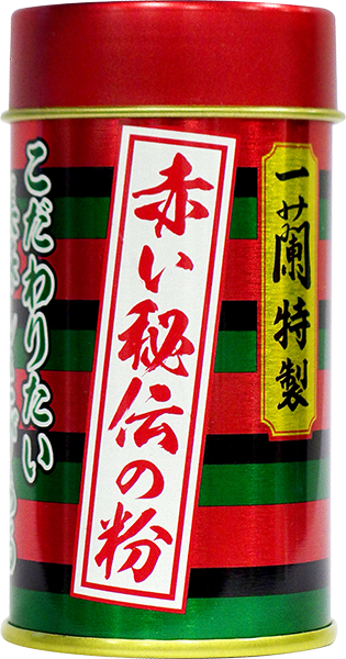 ICHIRAN's Original Red Dry Sauce